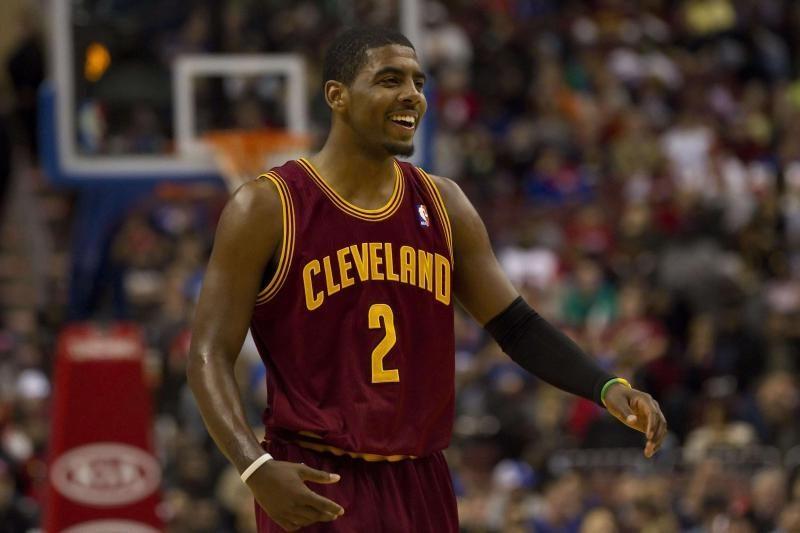 K.Irvingas pripažintas NBA metų naujoku