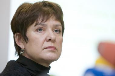 Buvusiai VEKS vadovei - Vilniaus valdžios padėka