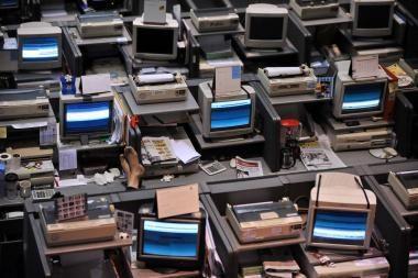 Trečdalis Lietuvos įmonių kompiuterių priežiūrą patiki ne specialistams