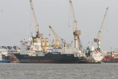 Klaipėdos uostu domėsis britų ambasadorius