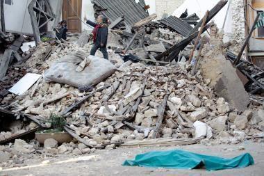 Vanuatu paskelbė pavojų dėl žemės drebėjimo ir nedidelio cunamio
