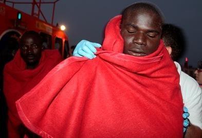 Prie Ispanijos krantų mirė 14 imigrantų