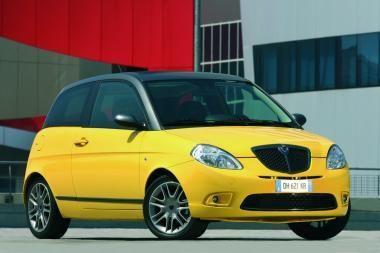 """Fiat Lancia Ypsilon"" bus gaminama Lenkijoje?"