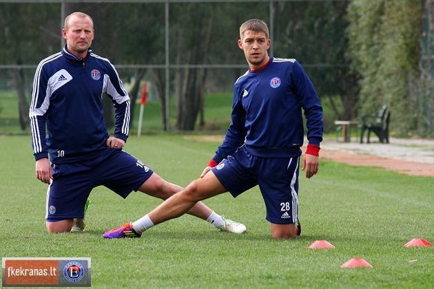 Lietuvos čempionai Turkijoje sužais trejas draugiškas rungtynes