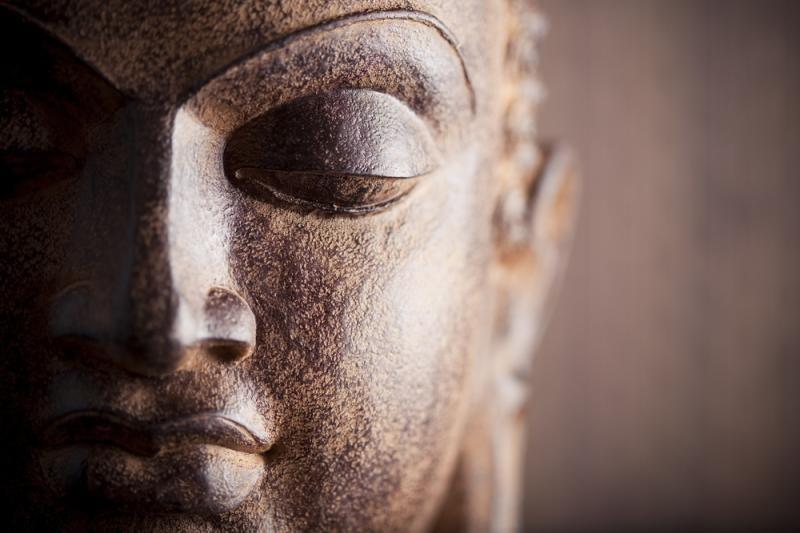 Pakistanas: talibų susprogdinta Budos statula sulaukė restauratorių