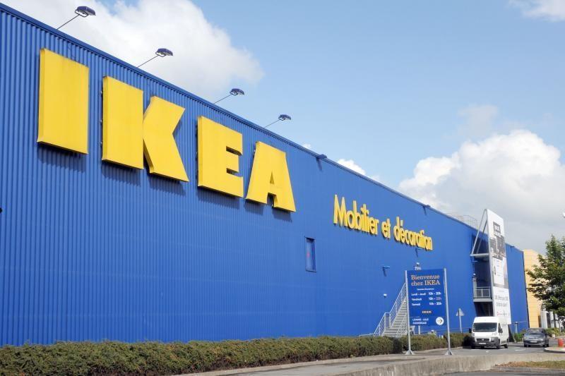 """""""Freda"""" per 5 metus """"Ikea"""" pagamins beveik milijardo litų vertės baldų"""