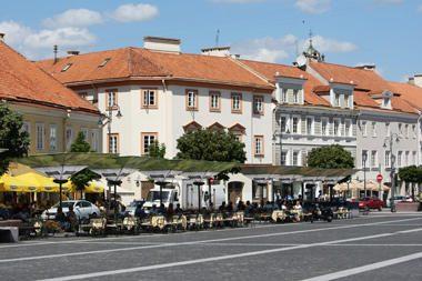 Portalas diena.lt kviečia rinkti geriausią Vilniaus lauko kavinę