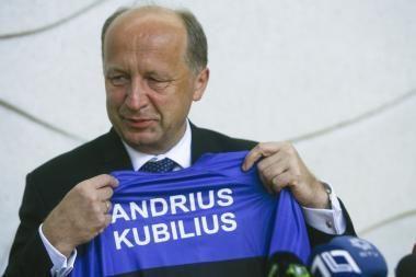 A.Kubilius po kelionių dviračiais Baltarusijoje grįžo į Lietuvą