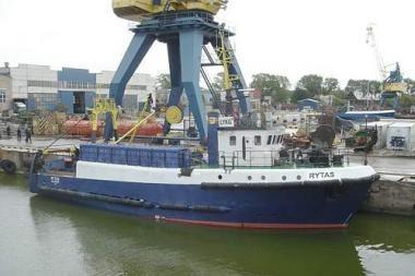 """Po laivo """"Rytas"""" incidento Danijoje – daugybė  neaiškumų"""
