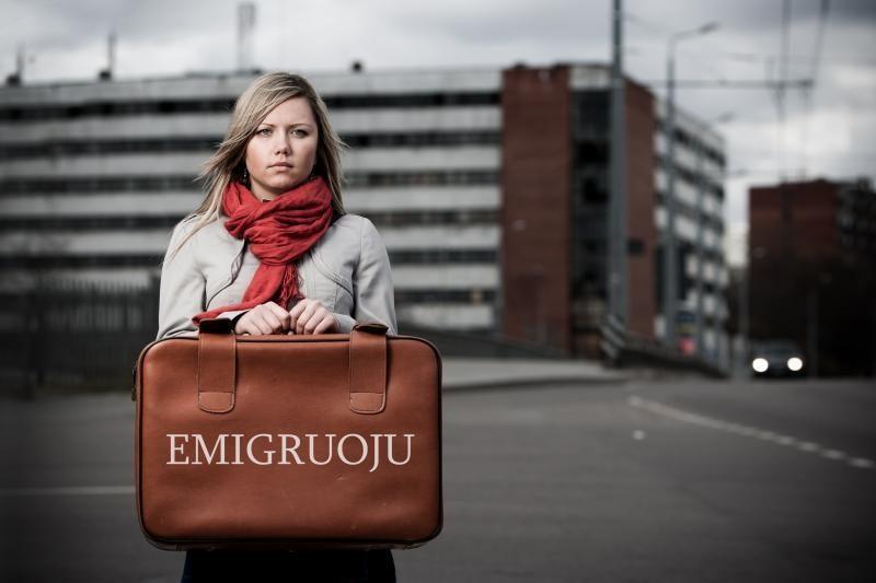 Daugiau nei dešimtadalis lietuvių ketina vykti dirbti į kitas šalis