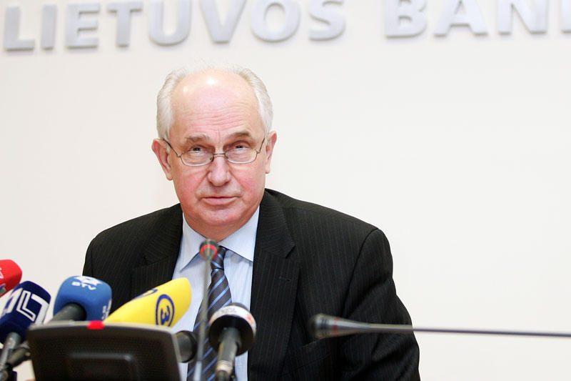 """R.Šarkinas: """"Snoras"""" buvo patikimas bankas"""