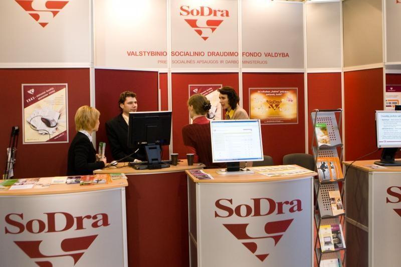 """Valstybės kontrolė: """"Sodra"""" pažeidė viešųjų pirkimų procedūras"""