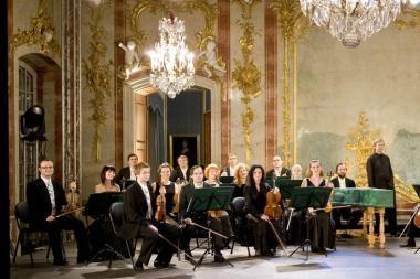 Muzikiniame greitkelyje – su latvių kameriniu orkestru