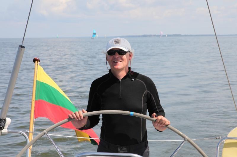 Lietuvos buriuotojų sąjunga turi naują vadovą