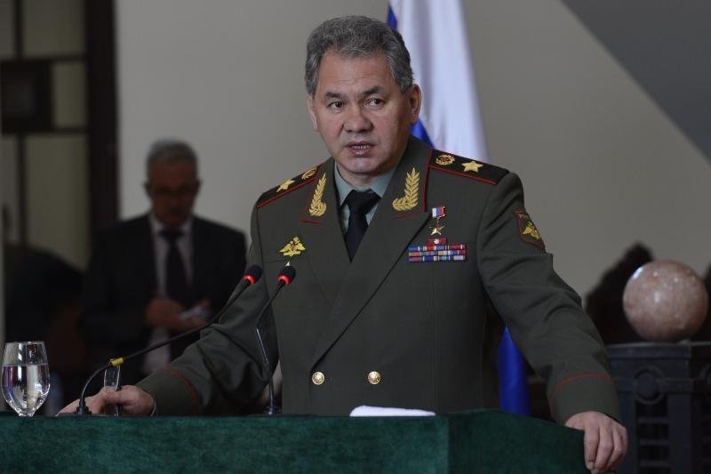 Rusijos gynybos ministras pakvietė Lietuvą į gynybos konferenciją