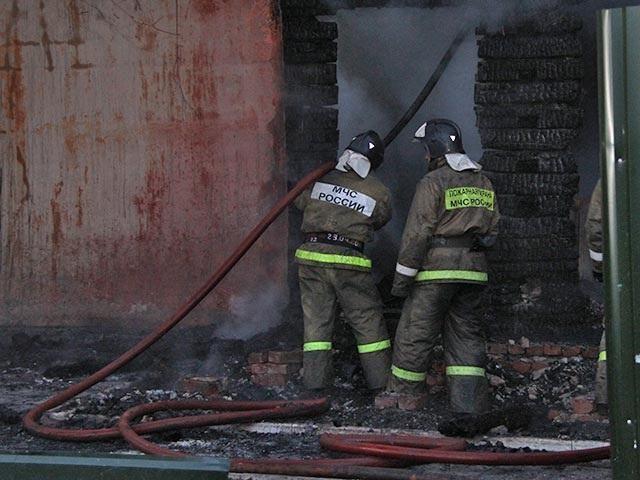 Rusijos psichiatrijos klinikoje per gaisrą žuvo 38 žmonės (foto)