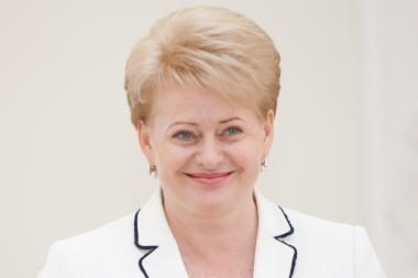 Prezidentė Seime skaitys metinį pranešimą