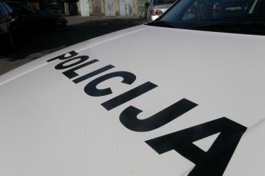 Druskininkų policininkui įtariamas narkotikų platintojas perkando pirštą