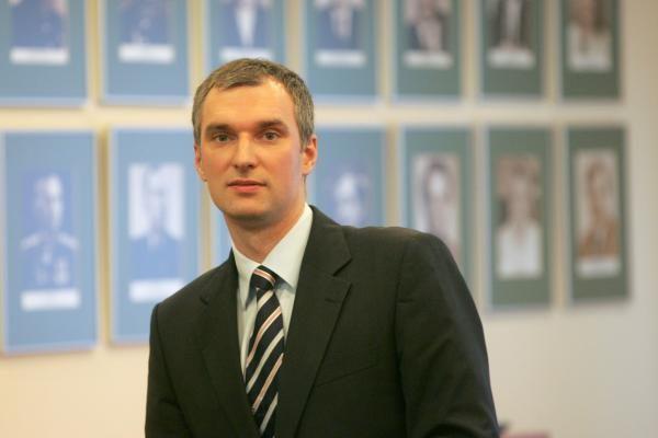 """Naujasis """"Sodros"""" vadovas priklauso valdančiajai partijai (papildyta 15.45 val.)"""