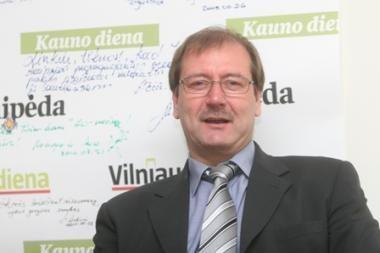V.Uspaskichas taikys į Vilniaus arba Kauno mero kėdę