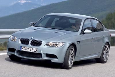 """Naujas """"BMW 3"""