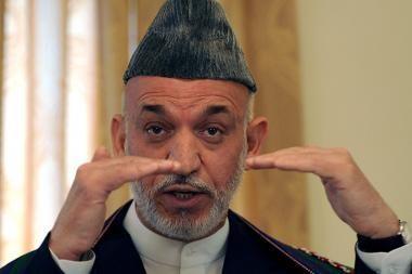 Afganistano prezidentas įtaria užsienio karius nužudžius afganistanietį kalinį