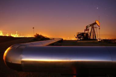 Naftos tiekimo sutrikimai - galvos skausmas ekonomikoms