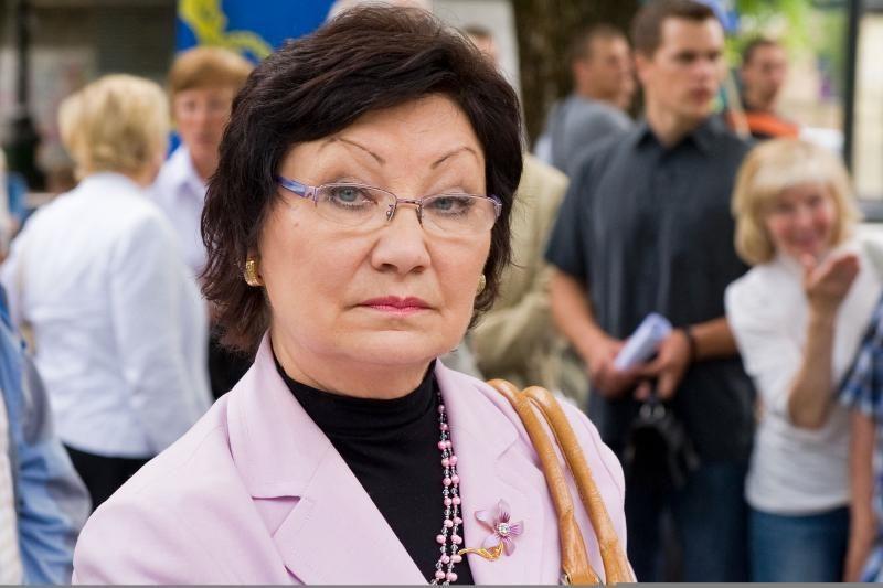Išeivių komisijai vadovaus J. Prunskis ir O. Valiukevičiūtė