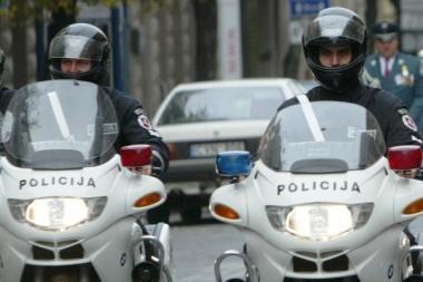 Pareigūnams į kišenę šiemet pasiūlyta beveik 17 tūkstančių litų