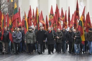 Lietuvoje skelbiamas trijų dienų gedulas