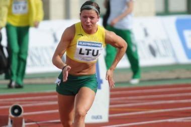 Lietuviai neišsilaikė Europos lengvosios atletikos komandinio čempionato I lygoje