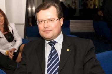 A.Kubilius nori, kad sveikatos ministru taptų R.Šukys