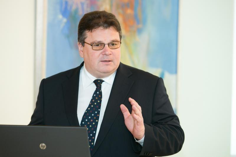 L. Linkevičius: internete paviešinti pokalbiai - informacinė provokacija (įrašai)