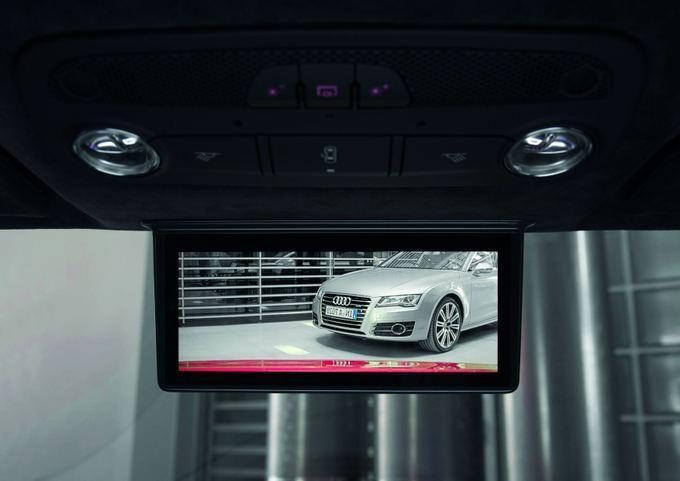 Skaitmeninis vaizdo veidrodėlis – į masinės gamybos automobilius