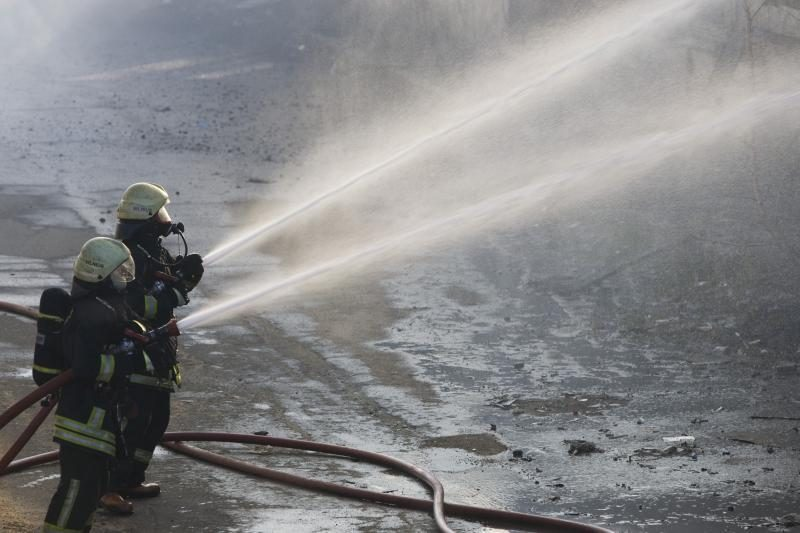 Ukmergės rajone per gaisrą žuvo senukas