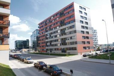 Naujam būstui Vilniuje – 100 proc. paskola
