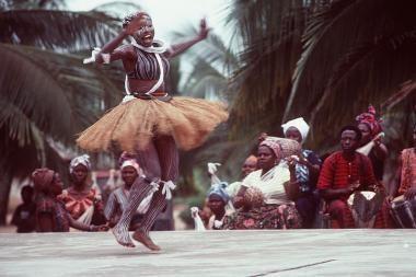 Muzikinės antropologijos labirintais – į Afrikos savaną