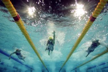 Prasidėjusiame Lietuvos plaukimo čempionate pagerinti du šalies rekordai