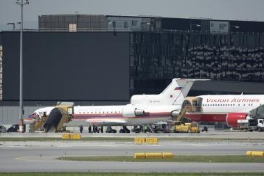 Vienos oro uoste įvyko JAV ir Rusijos apsikeitimas šnipais