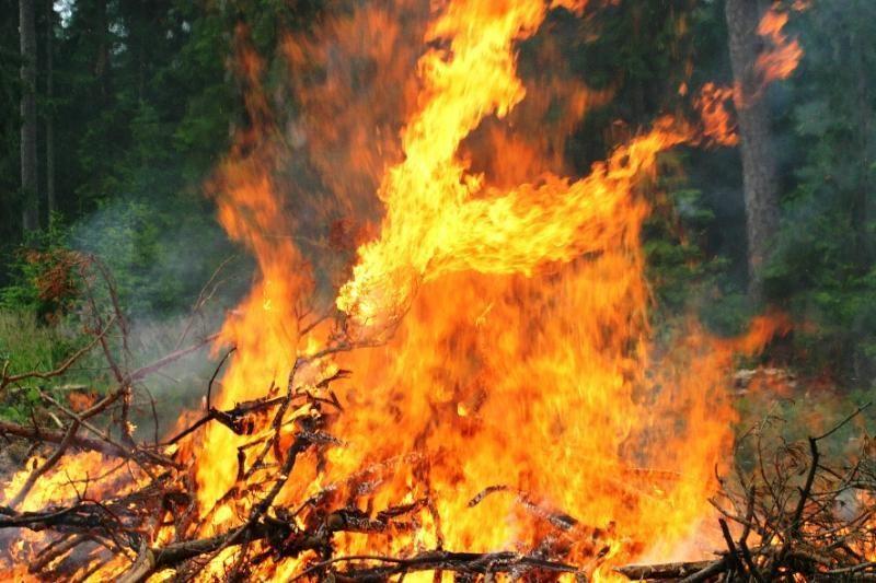 Ukmergėje sulaikytas įtariamas nepilnametis padegėjas