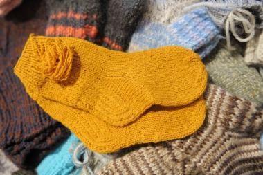 Vilniuje girtas vyras iš jaunuolio atėmė naujas kojines