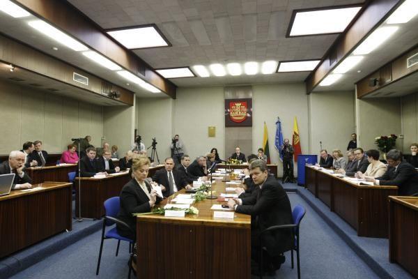 Klaipėdos miesto tarybos opozicija – 7 politikai