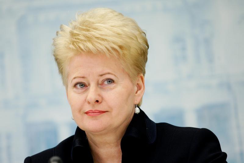 D.Grybauskaitė: remiame Gruzijos siekį turėti bevizį režimą su ES