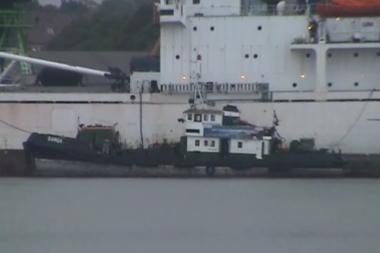 Prieš teismą stos laivų kurą pardavinėję asmenys