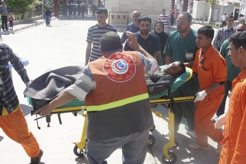 Irake per keršto išpuolius žuvo 13 žmonių, ryte - dar 27