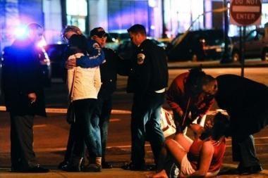 Vašingtonas: per užpuoliko surengtą ataką žuvo trys žmonės
