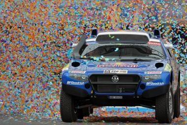 Argentinoje startavo 2010 metų Dakaro ralis