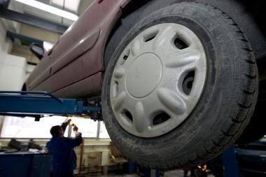 Policija: automobilio privalomąja technine apžiūra būtina pasirūpinti laiku