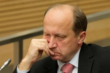 A.Kubilius: dėl V.Putino apsilankymo per galvą nesivertėme