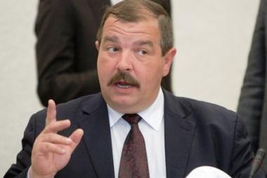 Profesinių sąjungų konfederacijos vadovu perrinktas A.Černiauskas